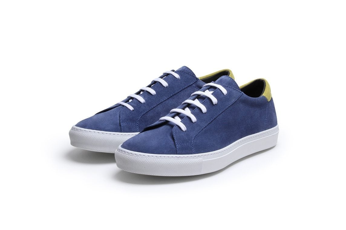 Tennessee Blues Sneaker in Mediterranean Blue