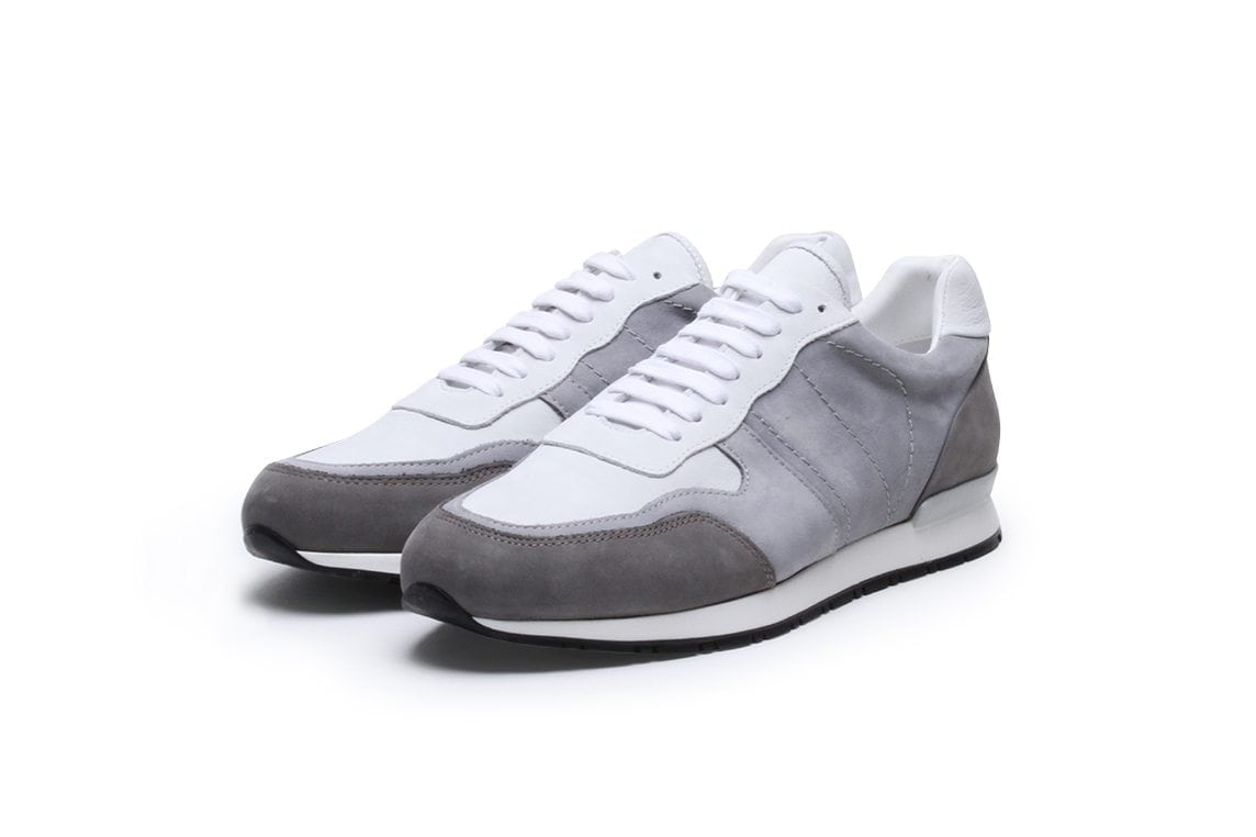 Key to the Highway in Grey Ghost Nubuck